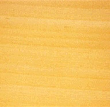 close up view of an African Obeche hardwood grain.