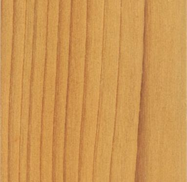 close up view of an North American & Canadian Western Red Cedar softwood grain.